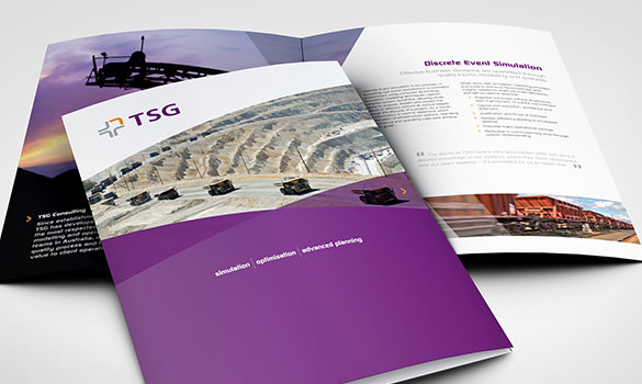 brochure design services image