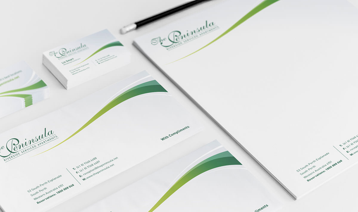 Design Perth | Stationery, Business cards & Letterheads