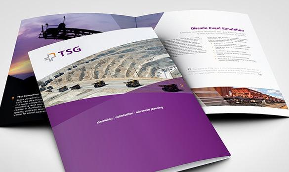 brochure design services image